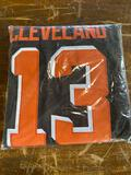 New Size XXL NFL Embroidered Odell Beckham Jr Browns Jersey