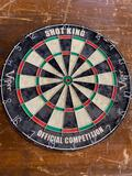 New Viper co Shot King Official Competition Dart Board