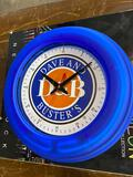 New Dave and Busters battery powered neon clock