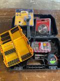 Dewalt Tool Carrier w/ assorted tools