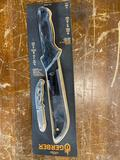 Gerber Co Gator Machete Jr and Knife