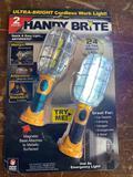 (2) New Handy Brite LED Lights
