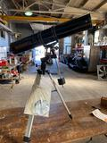 BushNell Voyager 675x4.5in Reflector Telescope