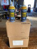 (24) cans of SMB tire inflator