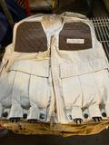 (4) Hunters Choice New Hunting Vests. Size Small