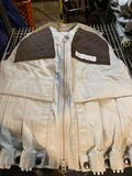 (2) Hunters Choice New Hunting Vests-Size large