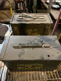 (2) Medium Ammo Boxes