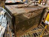(1) medium ammo box