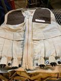 (22) Hunters Choice New Hunting Vests-Small, Medium, Large