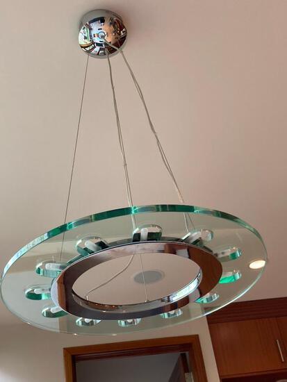 Modern & Elegant 12 Light Chandalier
