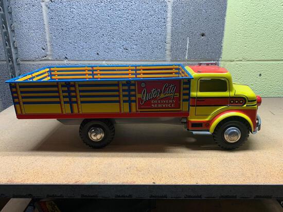 1948 vintage toy truck