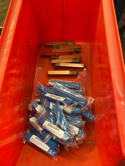 Approx 25 New Carbide Cutters and 8 used