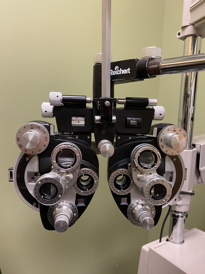 Optometry Office & Equiptment Auction