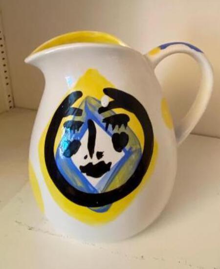 PZP # 4 Ceramic Pitcher