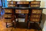 Antique 18th or 19th Century Mazarin Writing Desk