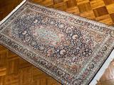 Silk Iranian Rug