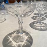 8 Pieces Glassware