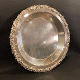 551 R Silver Plate