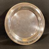 Sheffield Silver Plated Serving Platter # 1129