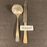 Serving Ladle and Knife