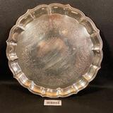 International Silver Company #814 Silverplated Platter