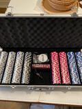 Brand New Poker Set - Never Used