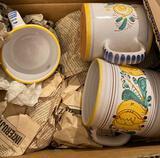 Slovanian Ceramic Mugs