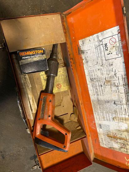Remington 490 Power Fastener