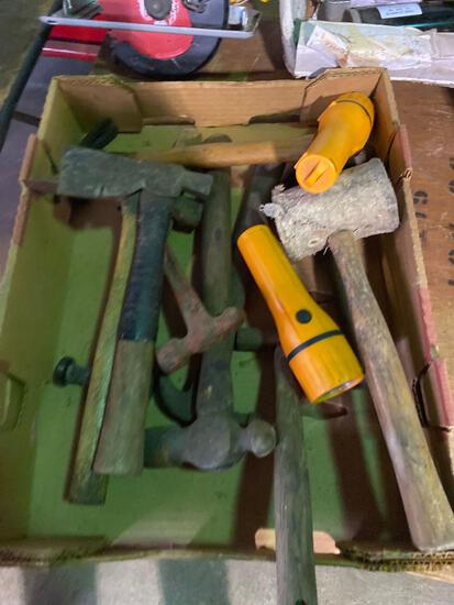 Hammer and Mallet lot