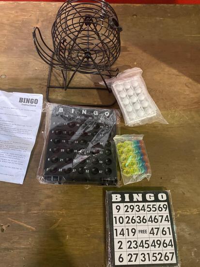 Mini Bingo Set