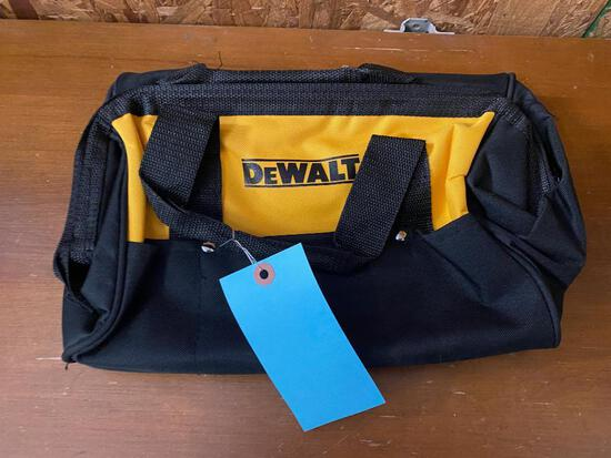 Dewalt Tool carry bag, NEW