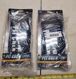 2- Mechanic's Gloves, NEW, both size small