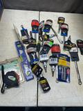Lot of assorted tools, tickets, bits and more