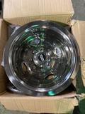 Set of 4 Pacific Dually Co New 17in skins. Front and rears