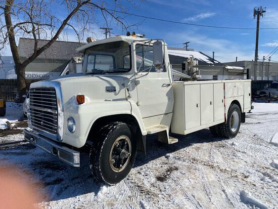 1979 Ford 7000 Service Truck