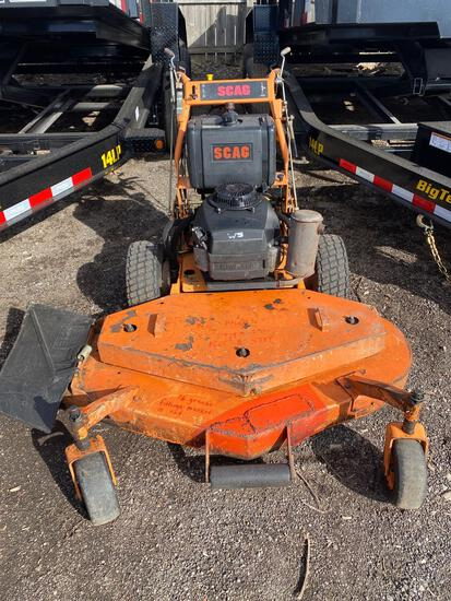 Scag Walk Behind Commercial 52in Landscape Mower