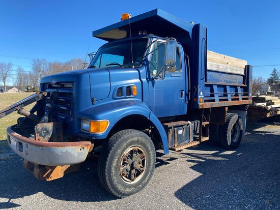 1998 Ford L8501 Louisville Dump/Plow Truck