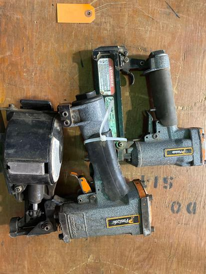 Paslode Coil Roofer and Pin Nailer