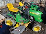 John Deere L130 Riding Lawn Mower