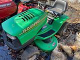 John Deere Sabre Riding Lawn Mower