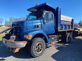 1998 Ford L8501 Louisville Dump Truck