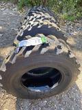 Set of (4) New West Lake Co 12-16.5 Skidloader Tires