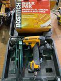 Lightly Used Bostich Cap Nailer w/ Case of Caps