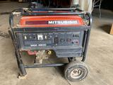 Mitsubishi 4800w Gas Generator