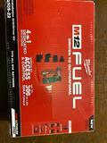 New in Box Milwaukee M12 Fuel Drill/Driver Kit