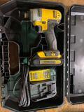 Dewalt 20v Lithium Impact Driver