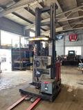Raymond Model EASI-OPC30TT Triple Mast Electric Order Picker w/Charger