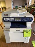Brother MFC-9840CDW Wireless printer.