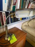 Blue Max Lighting Co Desk Lamp.
