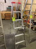 Cuprum Co 6ft Step Ladder